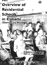 Overview of Residential Schools
