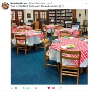 Partnering in the Library Learning Commons: Hosting a Modern