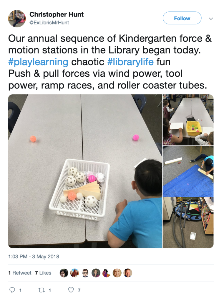 Tinkering with Makerspaces – Canadian School Libraries Journal