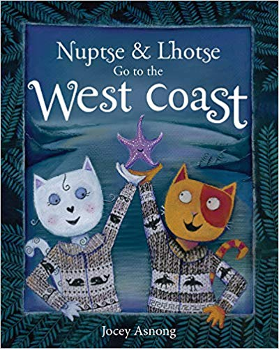 Nuptse & Lhotse Go to the West Coast