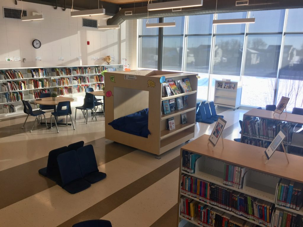 Marketing the Library Learning Commons – Canadian School